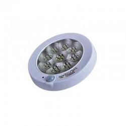 Aplica LED 9W senzor miscare si crepuscular