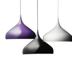 Lustra pendul Borg culoarea violeta (purple)