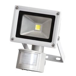 Proiector LED 10W senzor miscare si crespuscular