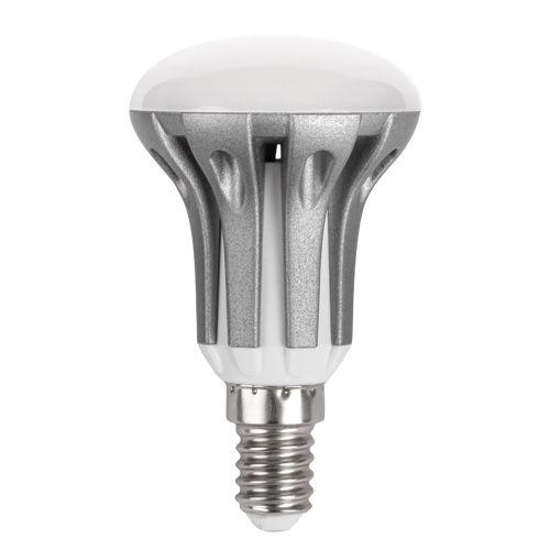 Bec LED Е14 5W, R50, SMD 3014 lumina calda