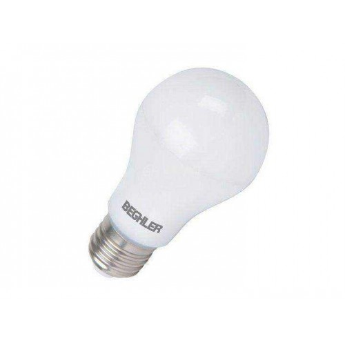 Bec LED E27 10W, A60, lumina calda 3000 K, neutra 4200 K si rece 6500 K