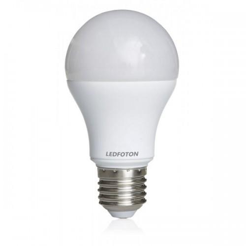 Bec LED E27 10W alb cald