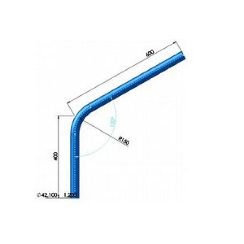 Brat consola pentru Lampa iluminat stradal 400+600 mm diam 42 mm