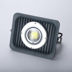 Proiector LED 30W lentila dispersie/gratar