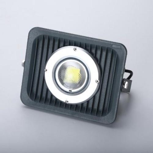 Proiector LED 50W lupa dispersie/gratar