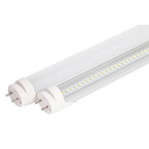 Tub neon LED T8 9W 60cm Alb rece